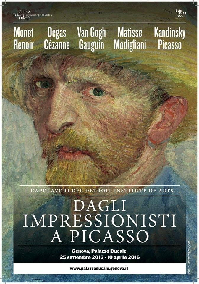 Dagli impressionisti a Picasso immagine di copertina
