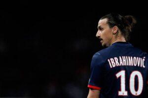 Ibrahimovic, uno dei giocatori che adora i tatuaggi