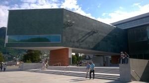 LAC Lugano, la nuova struttura