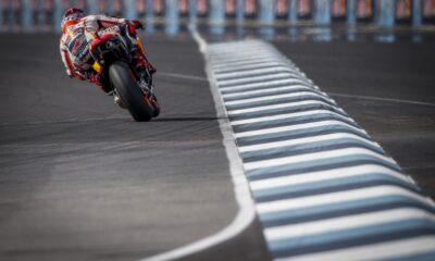 Marc Marquez in pole al #IndyGP