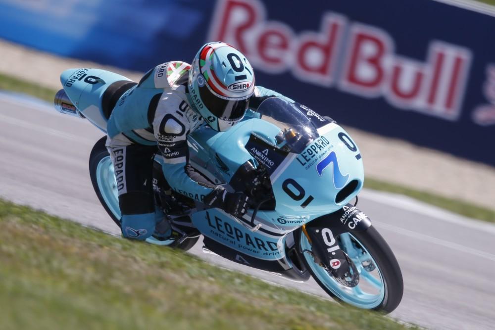 Moto3 Efren Vasquez