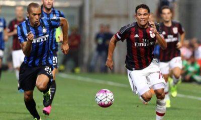 Joao Miranda e Carlos Bacca, acquisti di Inter e Milan in questa sessione di mercato