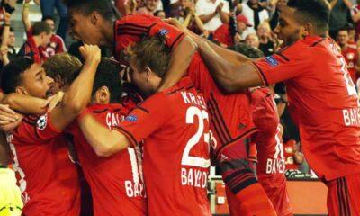 Il Bayer Leverkusen ha eliminato la Lazio nel preliminare di Champions League