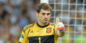 Iker Casillas, ex portiere del Real Madrid passato al Porto