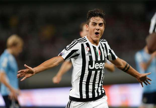 Dybala Juventus.
