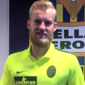 Il fresco vincitore dell'Europeo Under21 Helander