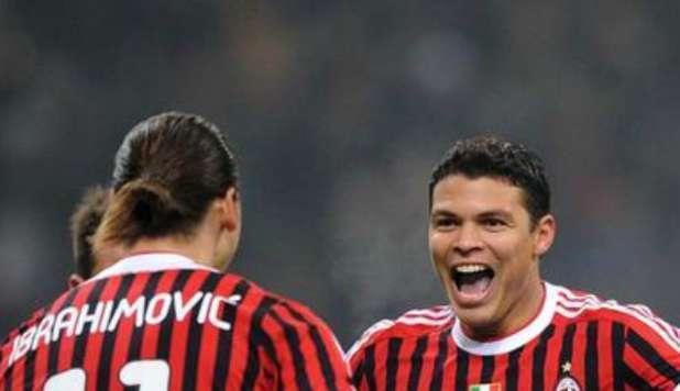 Ibrahimovic e Thiago Silva, cessioni eccellenti del Milan 2012Ibrahimovic e Thiago Silva, cessioni eccellenti del Milan 2012