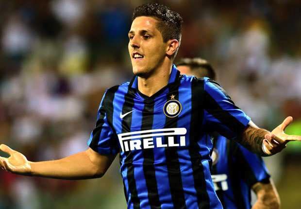 Stevan Jovetic, protagonista nell'Inter di Mancini