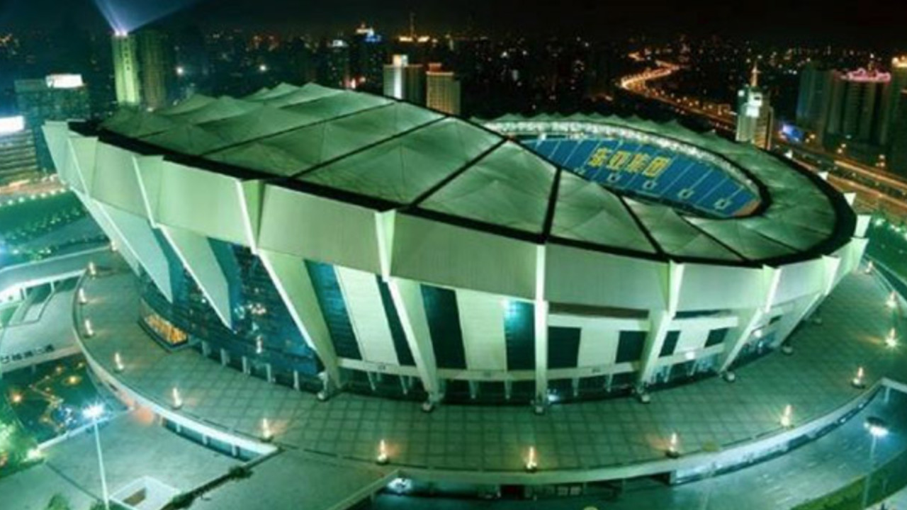 Shangai Stadium Supercoppa.