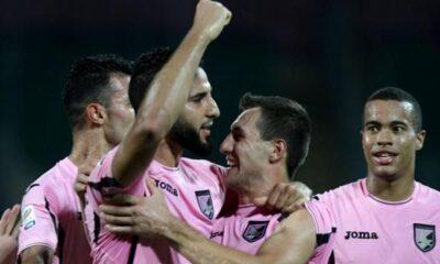 El Kaoutari, autore del gol vittoria del Palermo contro il Genoa