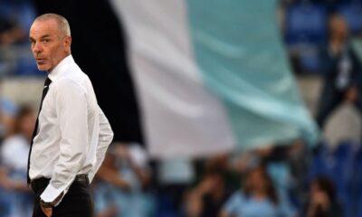 Stefano Pioli, allenatore della Lazio