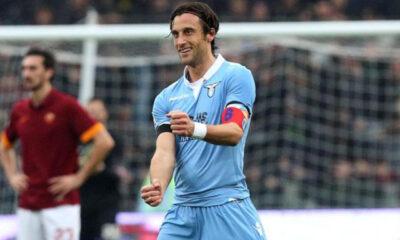 Stefano Mauri, ex capitano della Lazio tornato in biancoceleste
