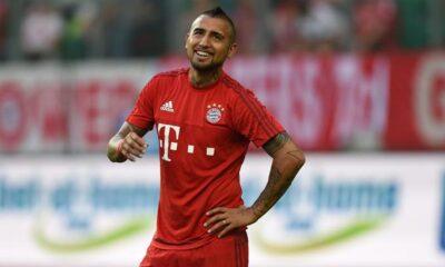 Vidal Bayern colpi mercato estero.