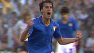 Il famoso urlo di Tardelli nel mondiale del 1982