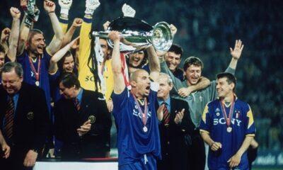 Juventus Champions 1996