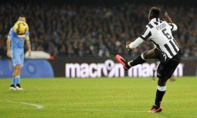 Pogba obiettivo della Juventus