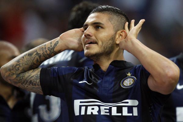 Mauro Icardi, attaccante dell'Inter, è meglio di Mario Balotelli