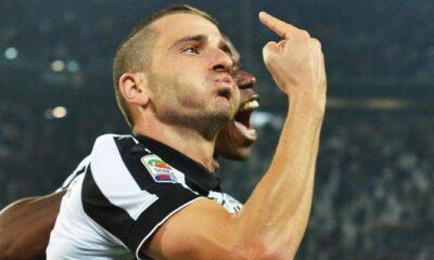 La storia recente di Leonardo Bonucci, leader tecnico ed emozionale della Juventus di Massimiliano Allegri