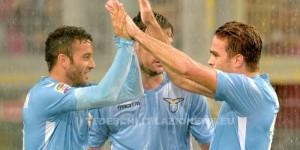Alessandro Matri con la Lazio esordisce segnando due gol