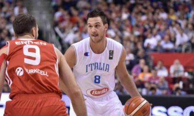 Gallinari super, ma l'Italia si inchina alla Turchia.