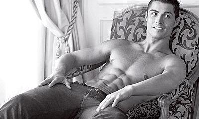 Cristiano Ronaldo guida la classifica dei calciatori più belli della Champions League