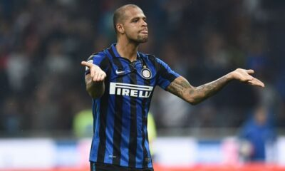 Felipe Melo, nuovo leader dell'Inter