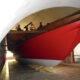 Galata, Museo del Mare, una sala.