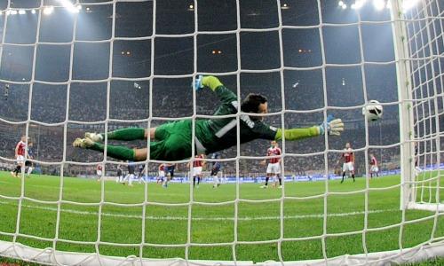 Samir Handanovic, portiere dell'Inter