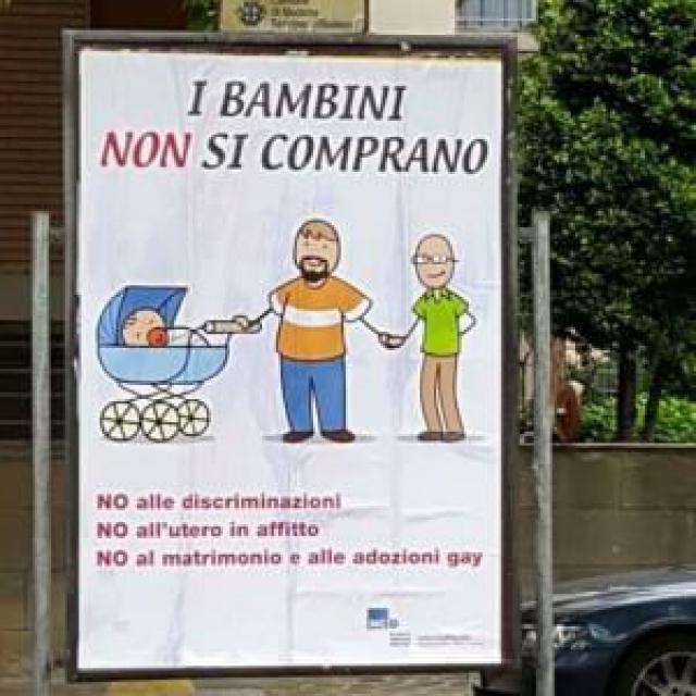 """Il manifesto """"anti gay"""" del Nuovo Centrodestra"""