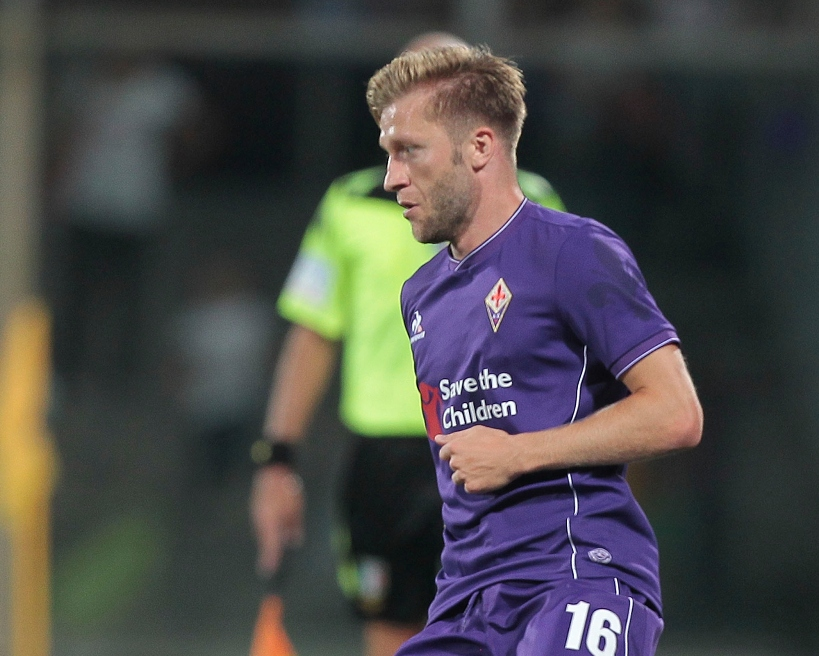 Kuba Blaszczykowski ed il primo gol con la Fiorentina