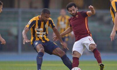 Salah, attaccante della Roma
