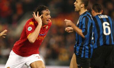 Luca Toni decide il match-scudetto con l'Inter. Una delle vittorie più belle della storia recente della Roma