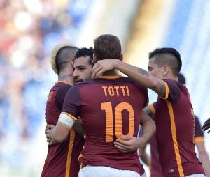 Francesco Totti, 300 reti con la maglia della Roma