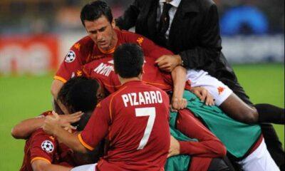 Champions 2008/09, la Roma batte il Chelsea grazie ad un super Vucinic