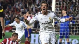 Gareth Bale, miglior calciatore gallese di sempre.