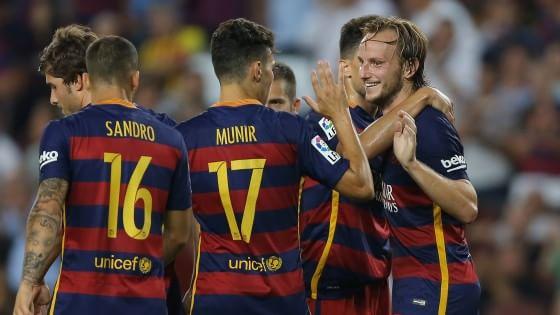 Il Barcellona si prepara a esordire in Champions nella sfida contro la Roma