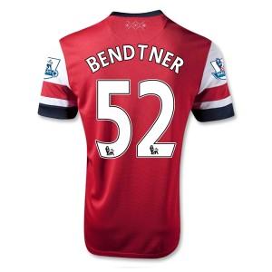 La maglia indossata dal danese con i Gunners
