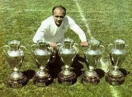 Di Stefano, titolare del nostro top team 1955-1992 della Champions