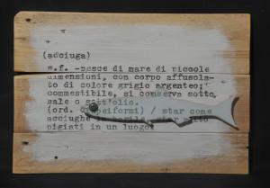 fabio taramasco, una delle opere esposte