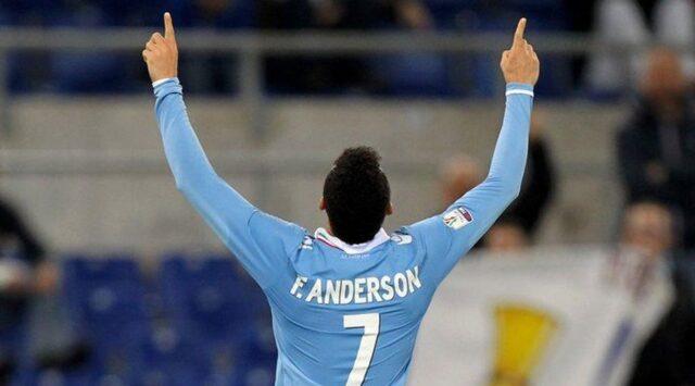 Felipe Anderson pomeriggio 6a giornata.