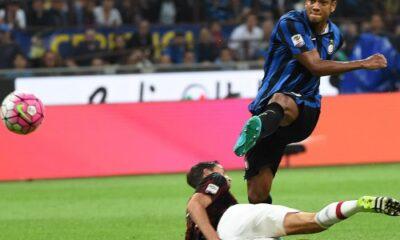 Il gol di Guarin ha permesso all'Inter di ottenere il successo