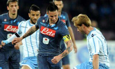 Napoli Lazio.