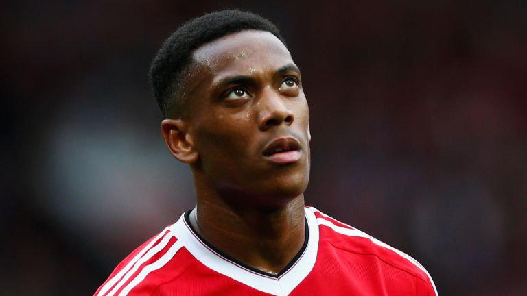 Martial, nuovo acquisto del Manchester United e possibile protagonista della Premier League