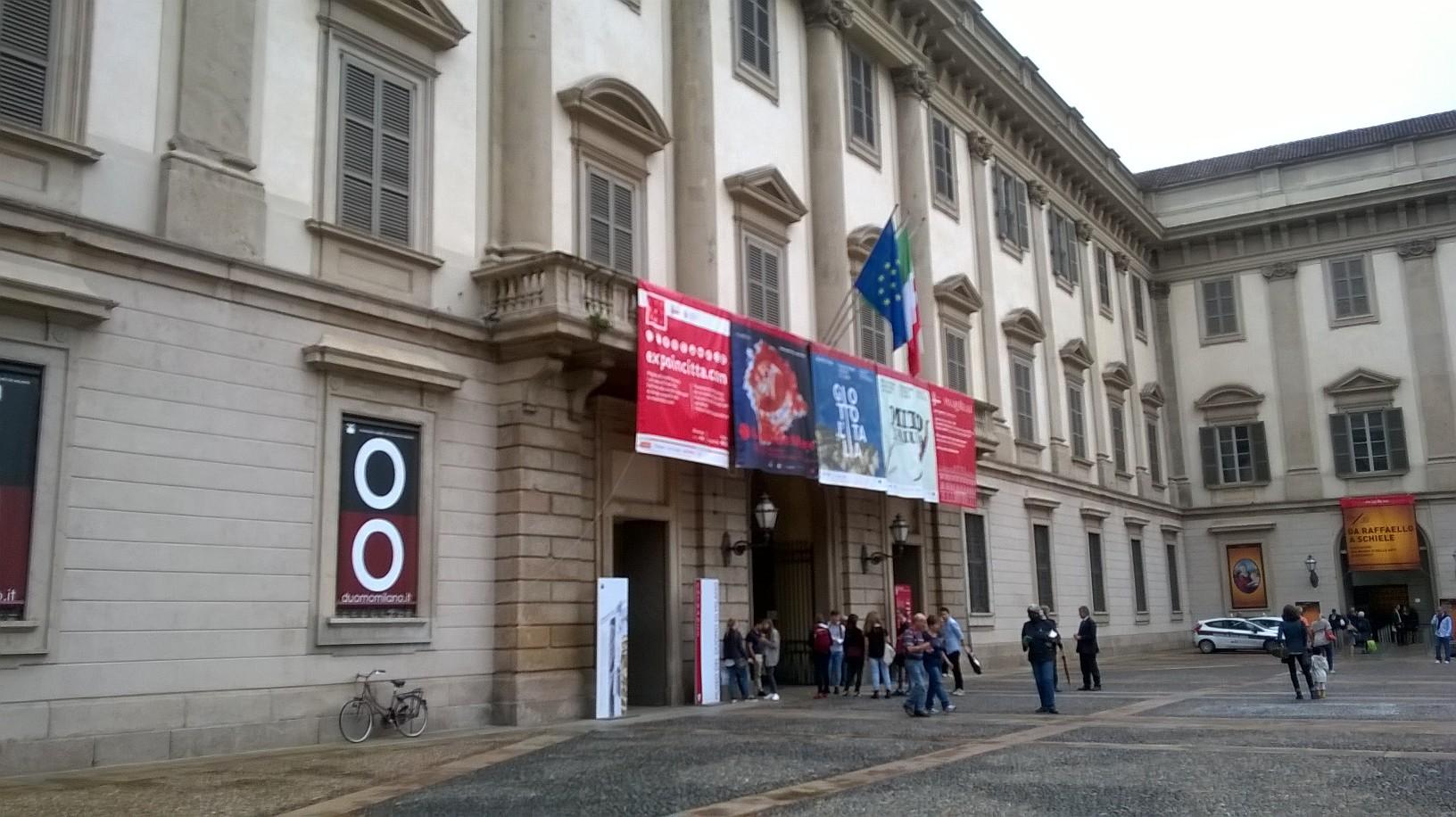 natura e mito a Milano