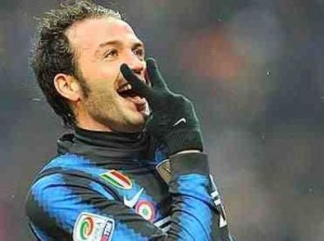 Giampaolo Pazzini, ex giocatore dell'Inter