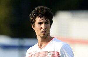Ryder Matos, migliore in campo per il Carpi contro il Napoli