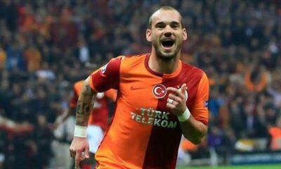 Wesley Sneijder, ex trequartista dell'Inter, potrebbe tornare a vestire nerazzurro nel prossimo mercato