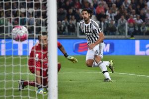 Khedira Juventus-Bologna