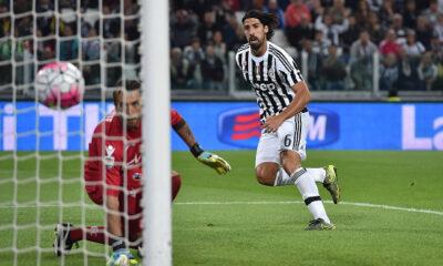 Khedira Juve-Bologna