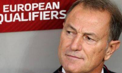 Gianni De Biasi, allenatore dell'Albania